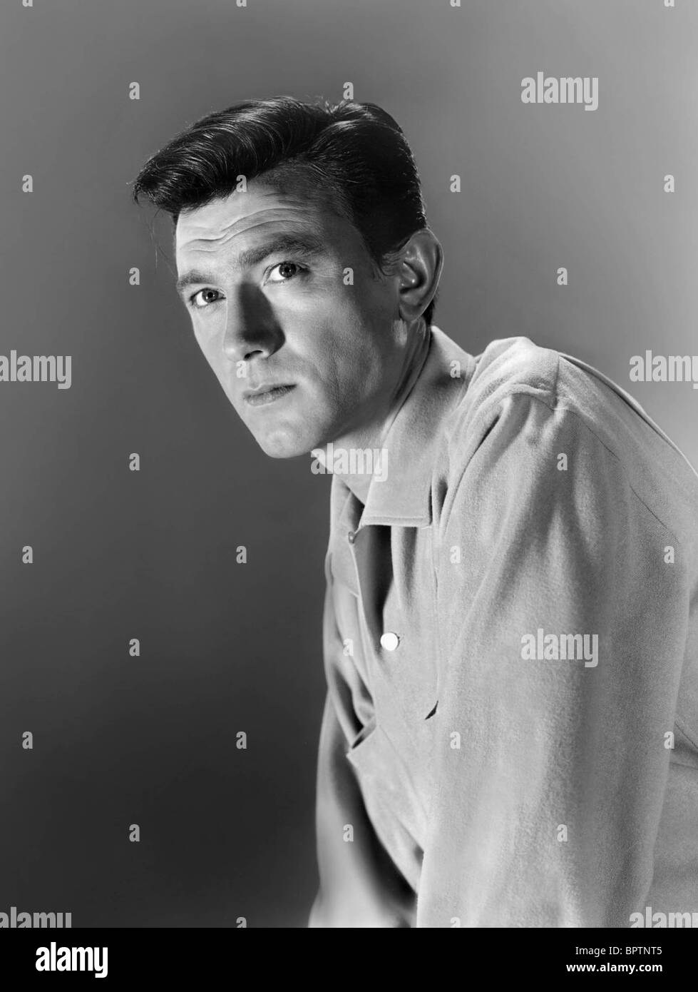 LAURENCE HARVEY ACTOR (1964) - Stock Image