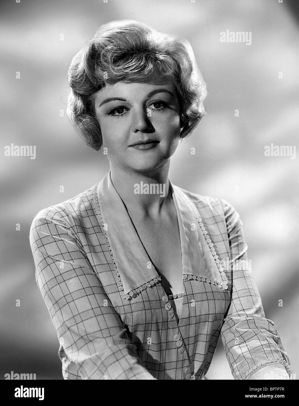 ANGELA LANSBURY ACTRESS (1960) - Stock Image