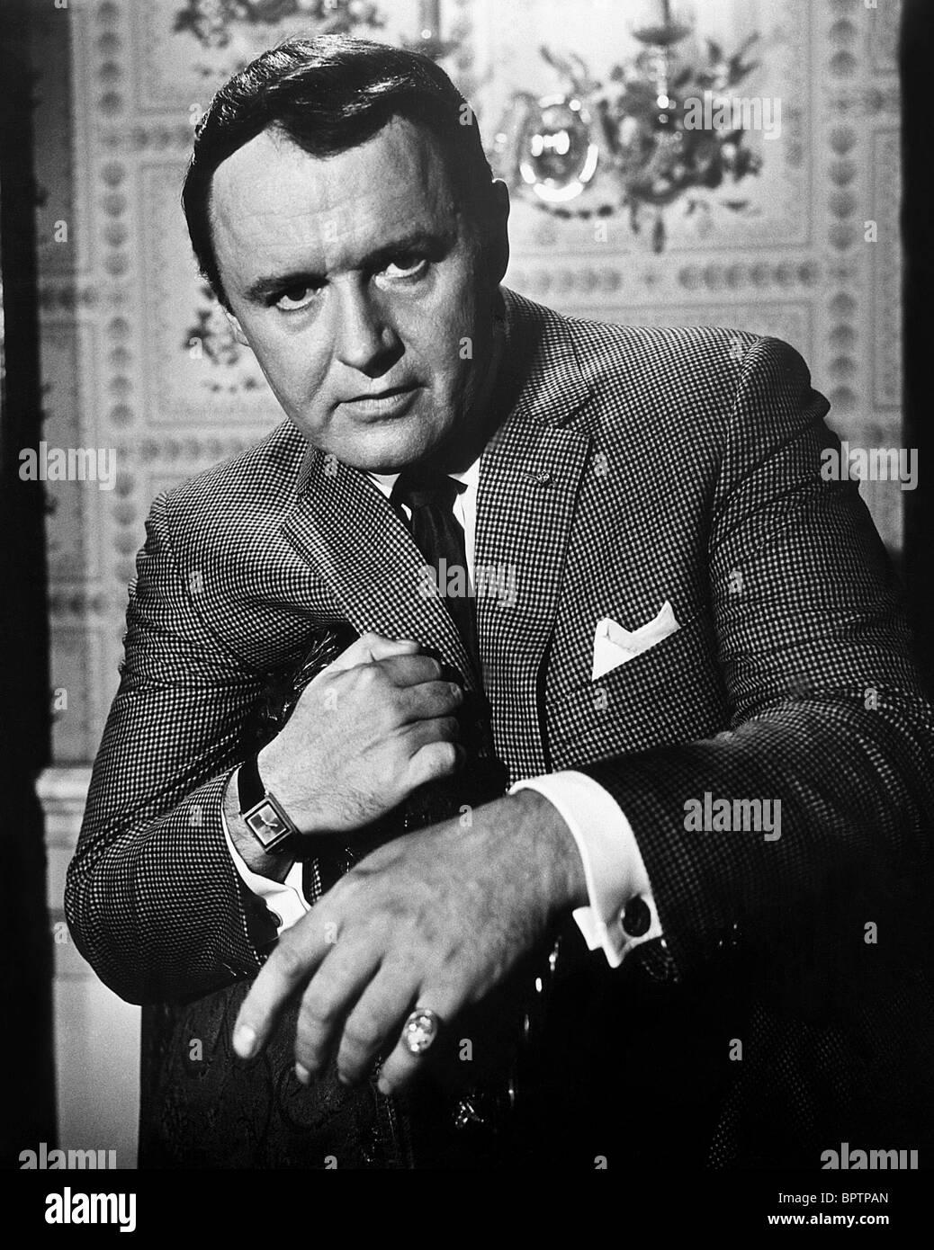 Rod Steiger Actor 1967 Stock Photo Alamy