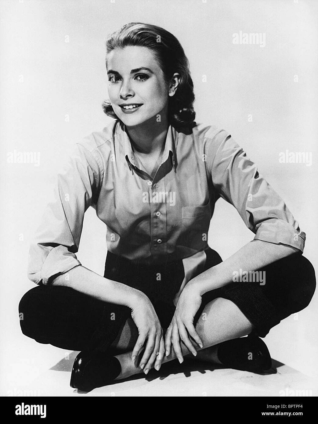 GRACE KELLY ACTRESS (1953) - Stock Image