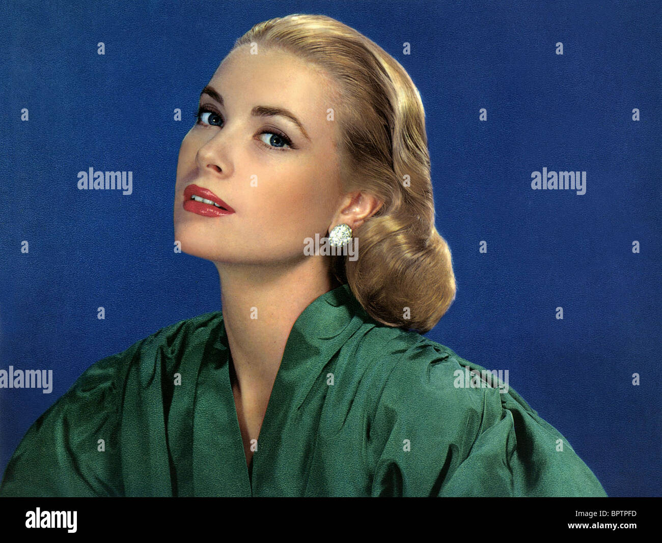 GRACE KELLY ACTRESS (1952) - Stock Image