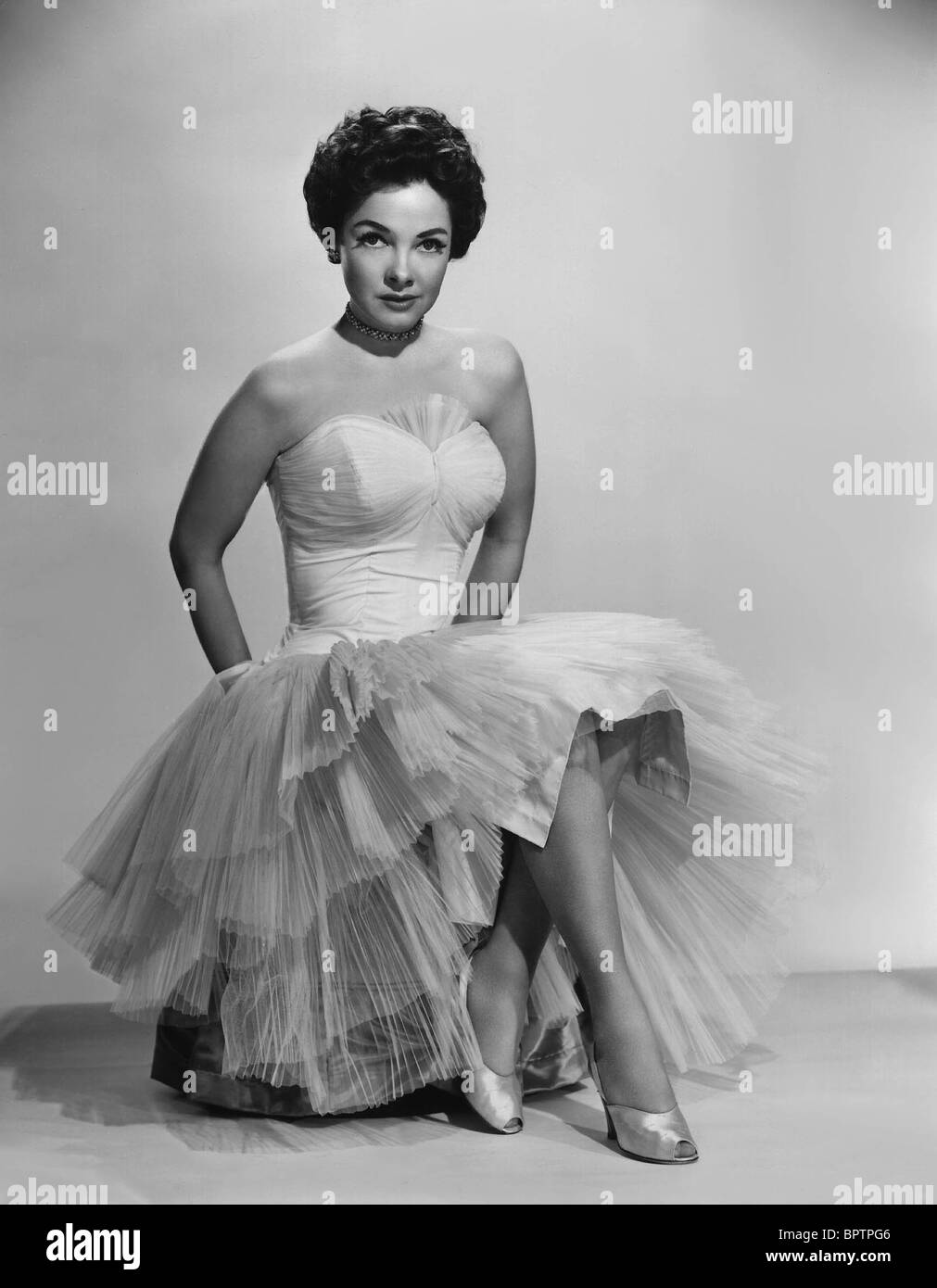 KATHRYN GRAYSON ACTRESS (1948) - Stock Image