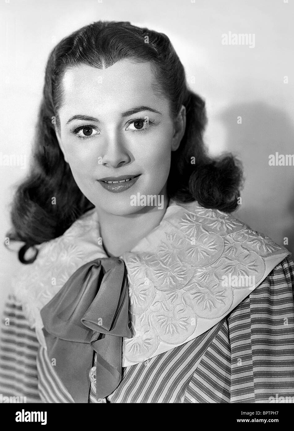 OLIVIA DE HAVILLAND ACTRESS (1946) - Stock Image