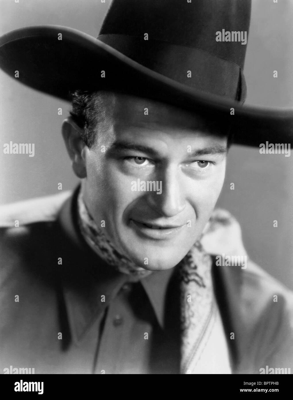 JOHN WAYNE ACTOR (1935) - Stock Image