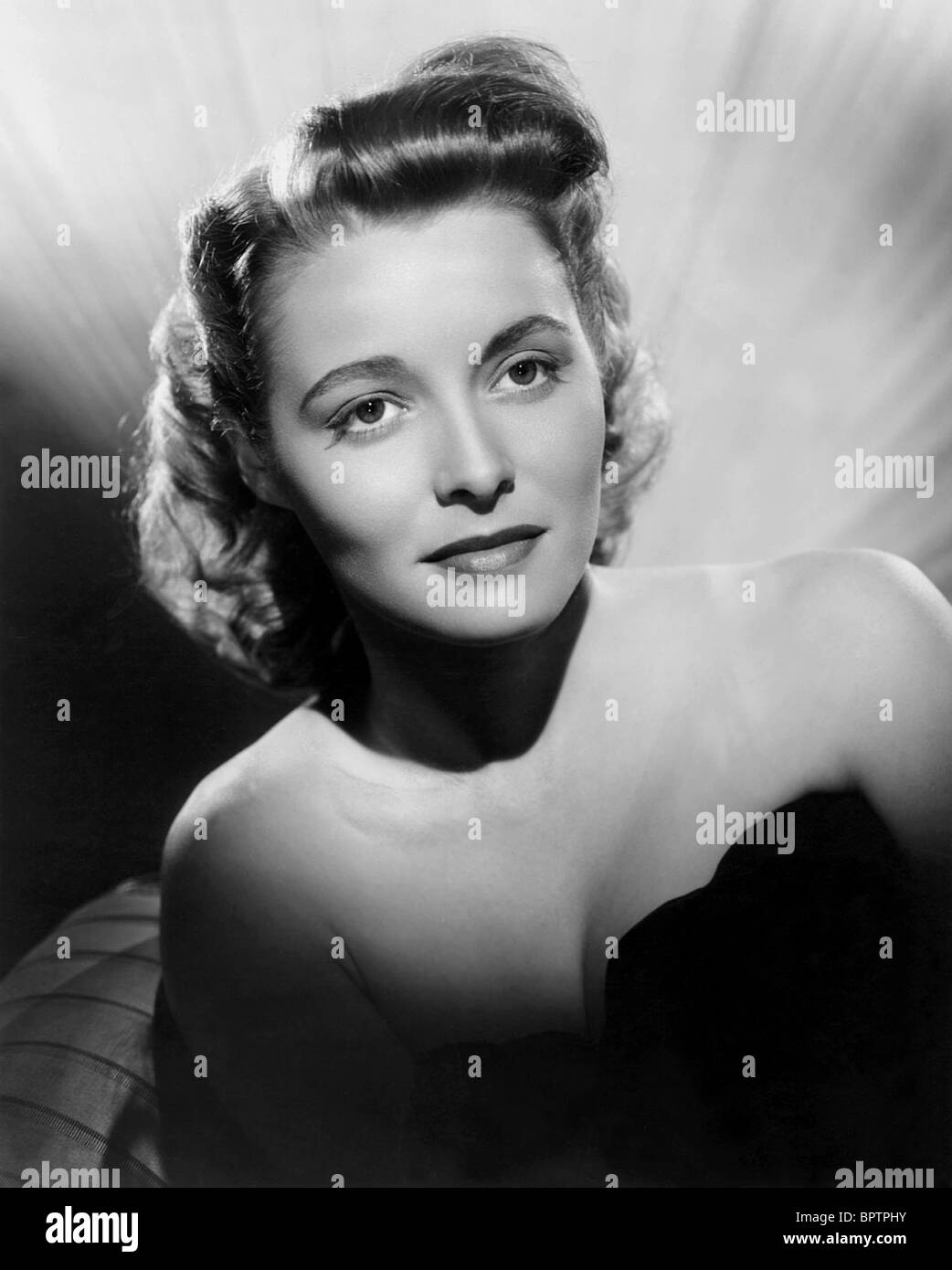 PATRICIA NEAL ACTRESS 1950 Stock Photo 31277399