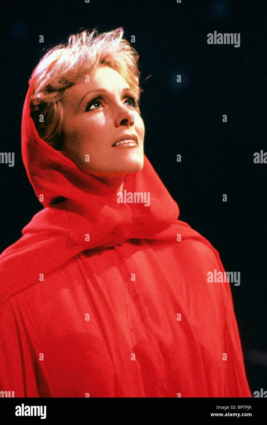 JULIE ANDREWS ACTRESS (1986) - Stock Image