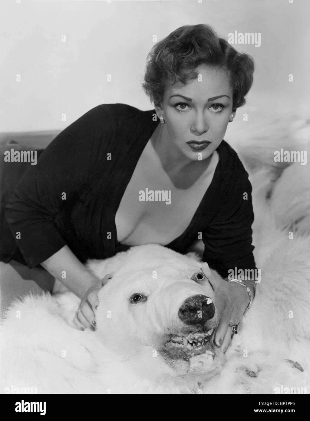 JEAN KENT ACTRESS (1955) - Stock Image