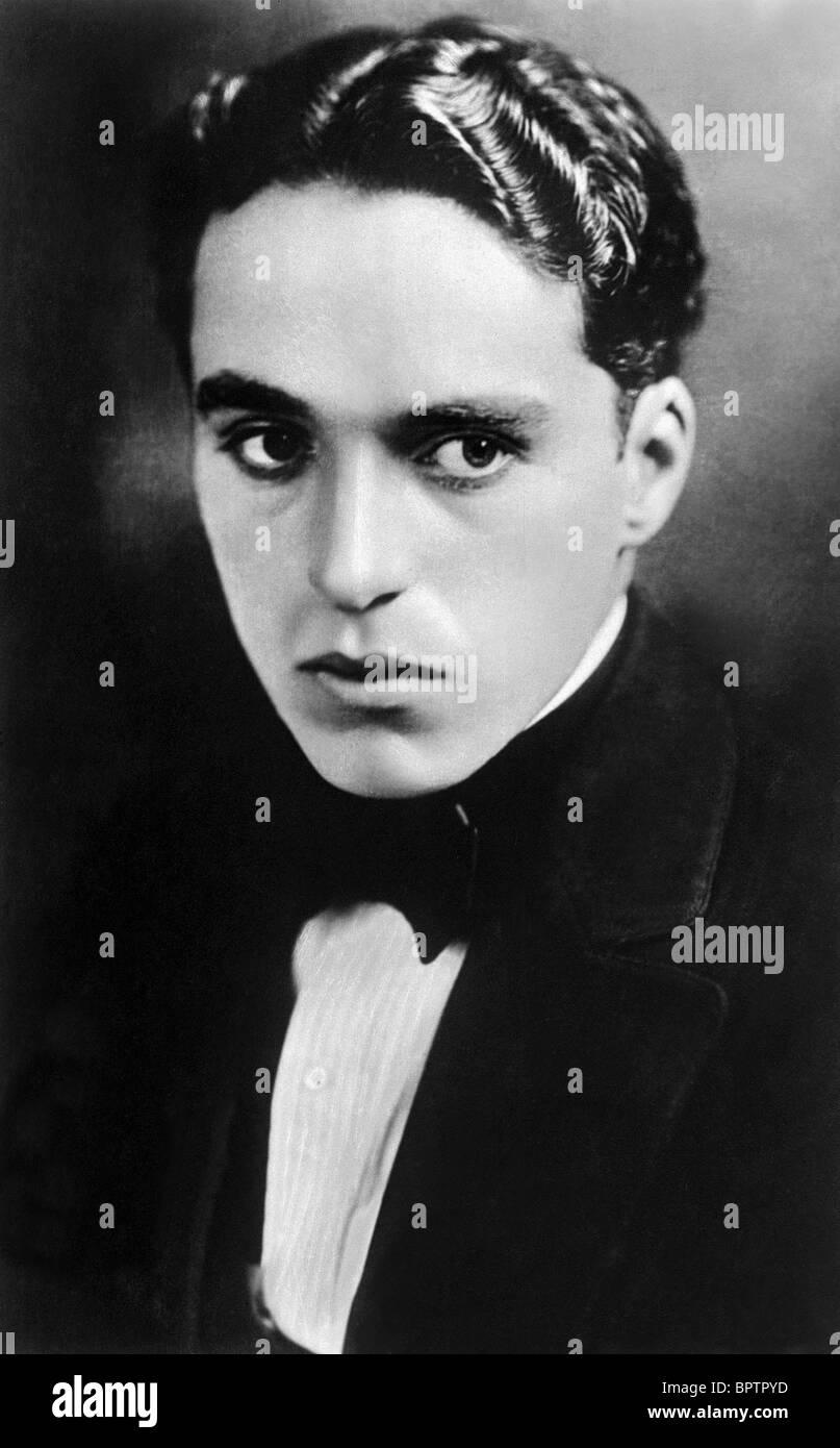 CHARLIE CHAPLIN ACTOR (1915) - Stock Image