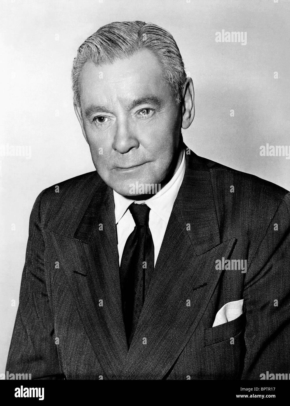 HERBERT MARSHALL ACTOR (1960) - Stock Image