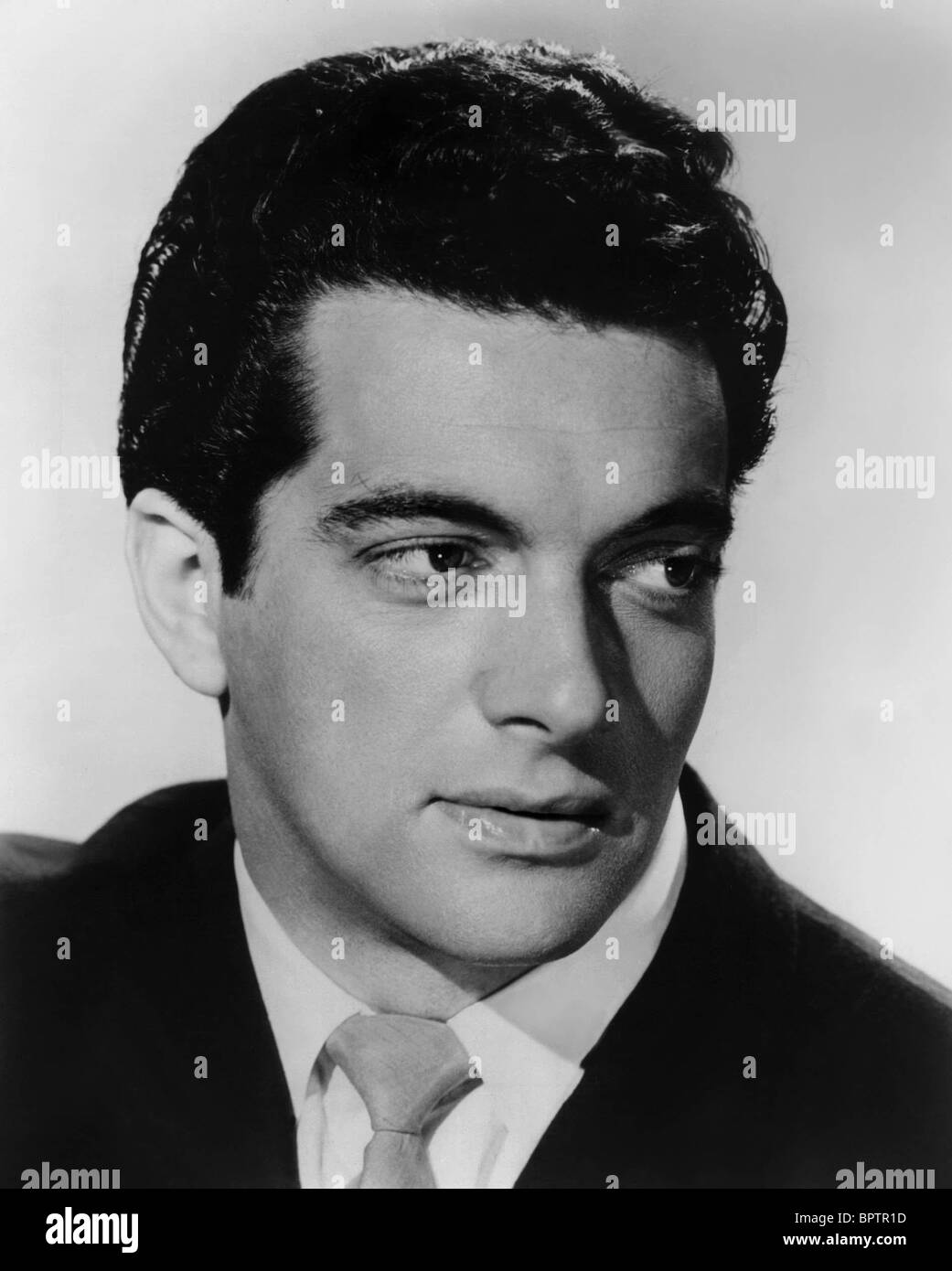 FRANKIE VAUGHN SINGER (1957) - Stock Image