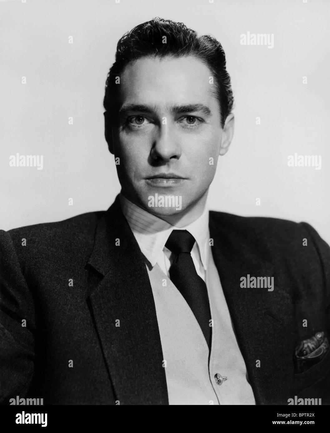 RICHARD TODD ACTOR (1956) - Stock Image