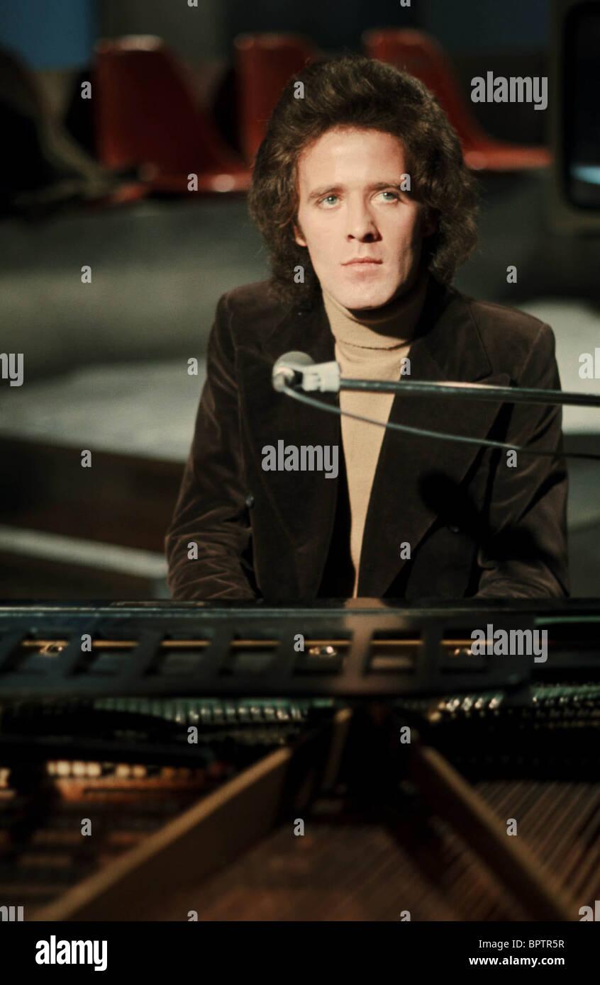 GILBERT O'SULLIVAN SINGER (1975) - Stock Image