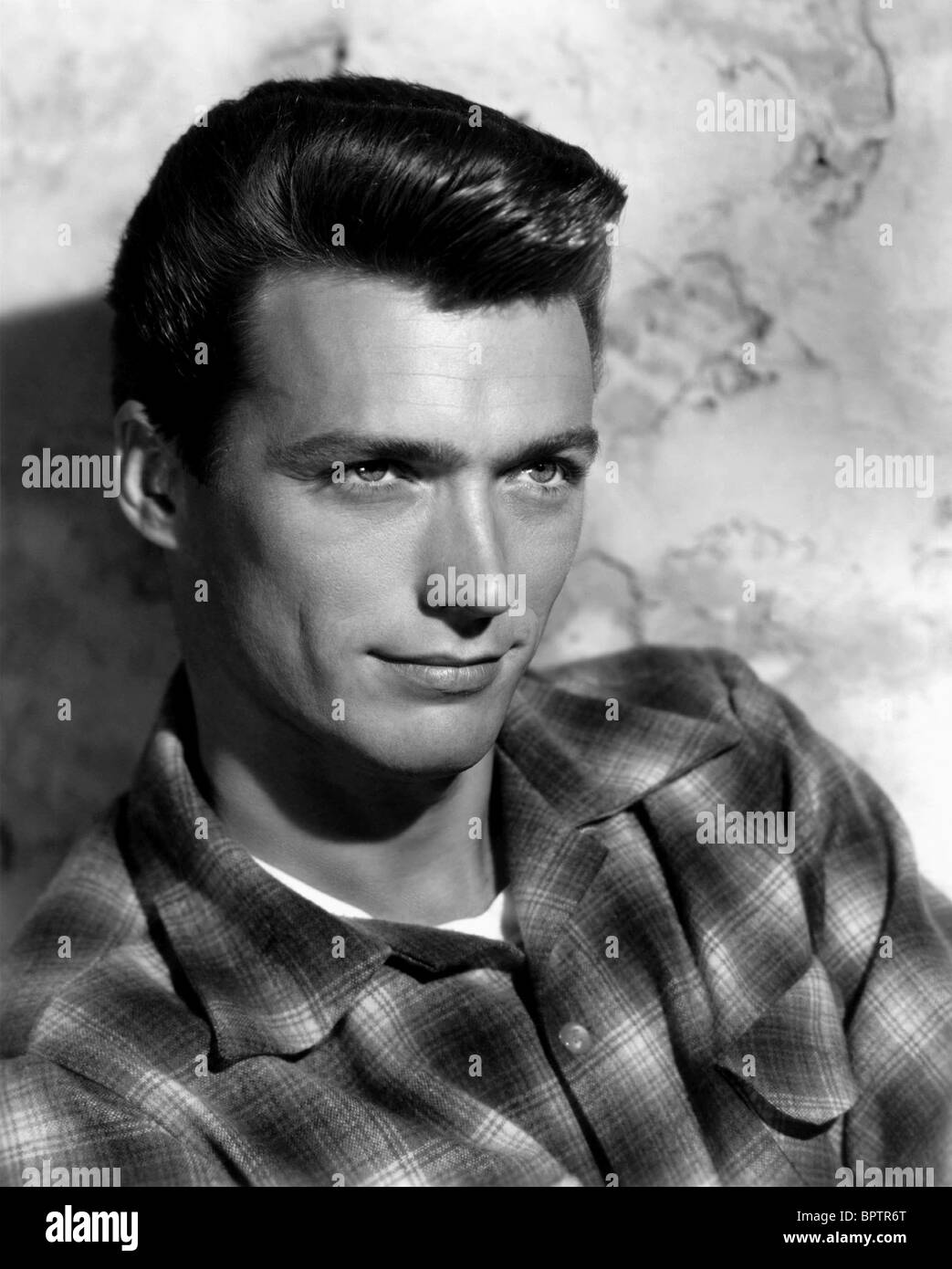 clint eastwood actor 1956 stock photo 31277872 alamy