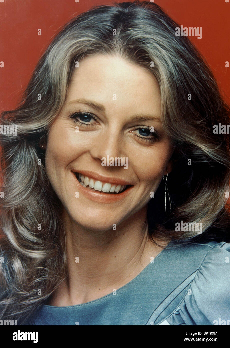 LINDSAY WAGNER ACTRESS (1976) - Stock Image