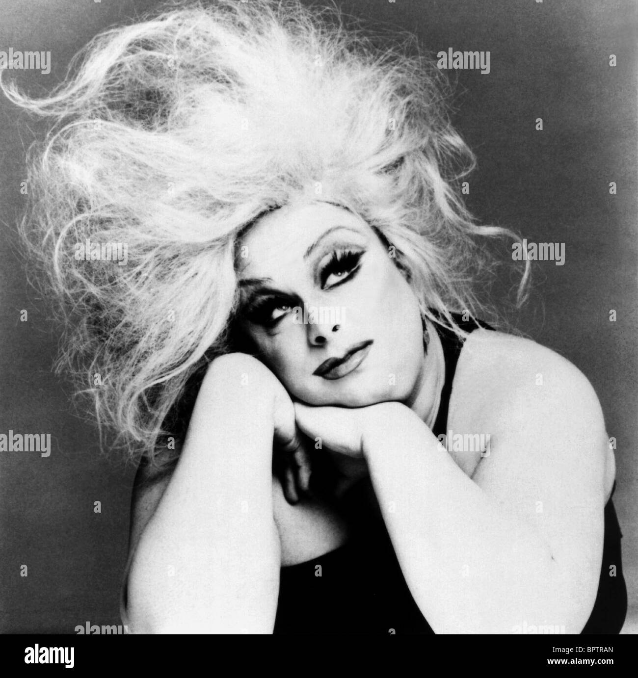 DIVINE (HARRIS GLENN MILSTEAD) ACTRESS (1982) - Stock Image