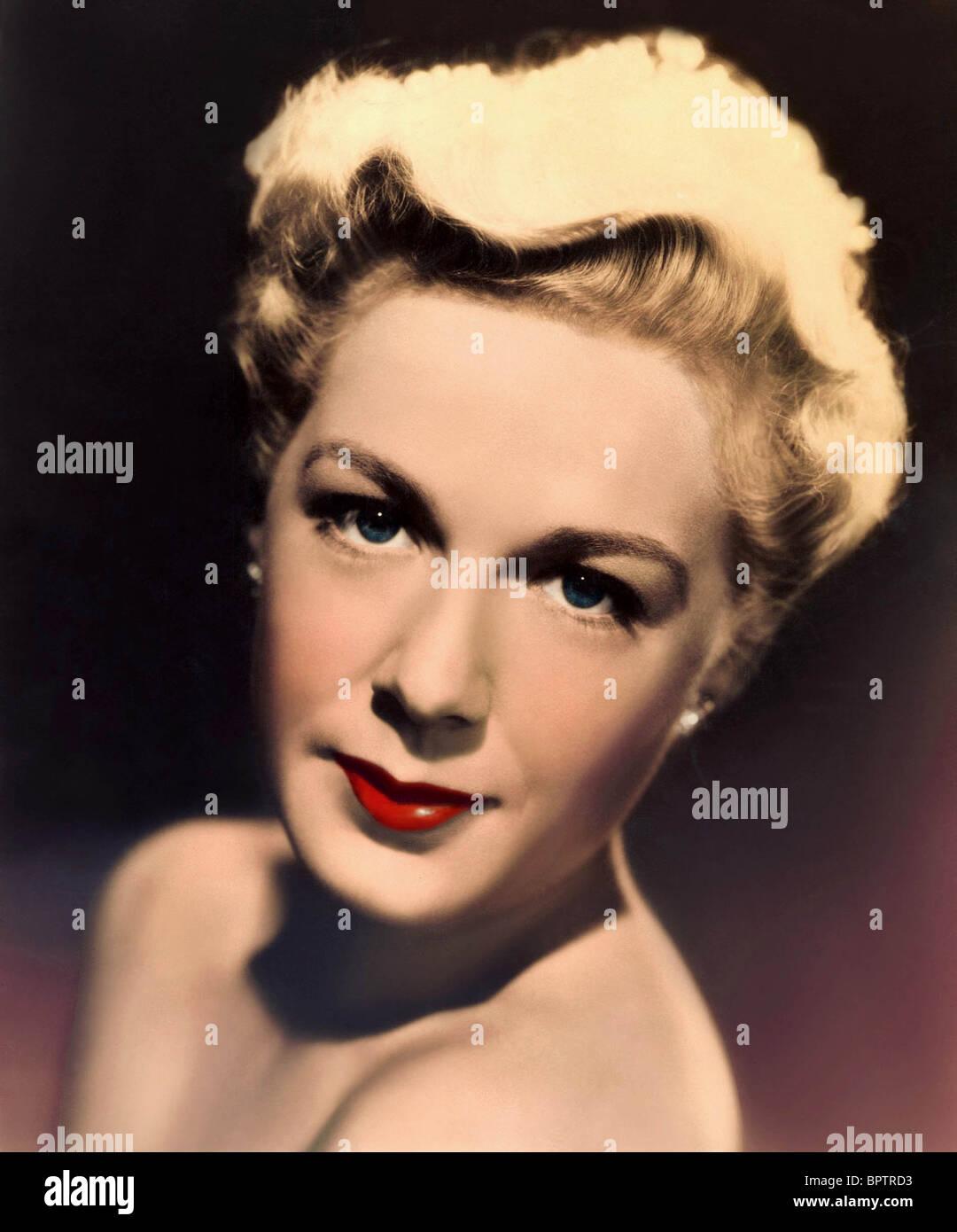 BETTY HUTTON ACTRESS (1957) - Stock Image