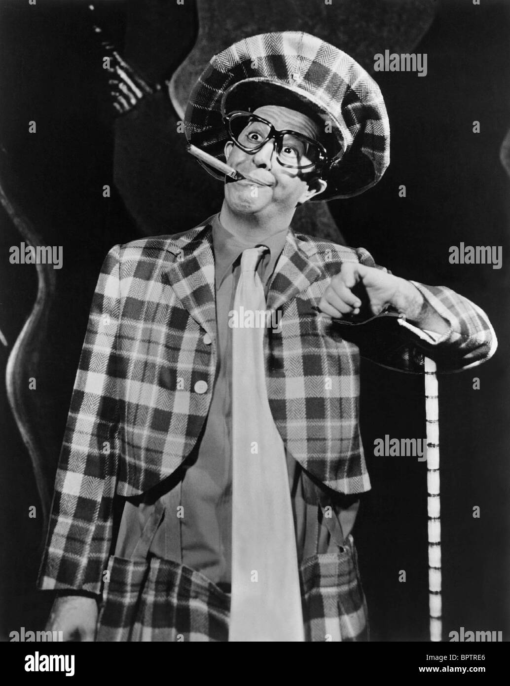 PHIL SILVERS ACTOR (1958) - Stock Image