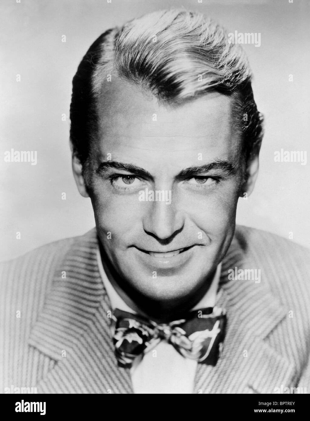 ALAN LADD ACTOR (1951) - Stock Image