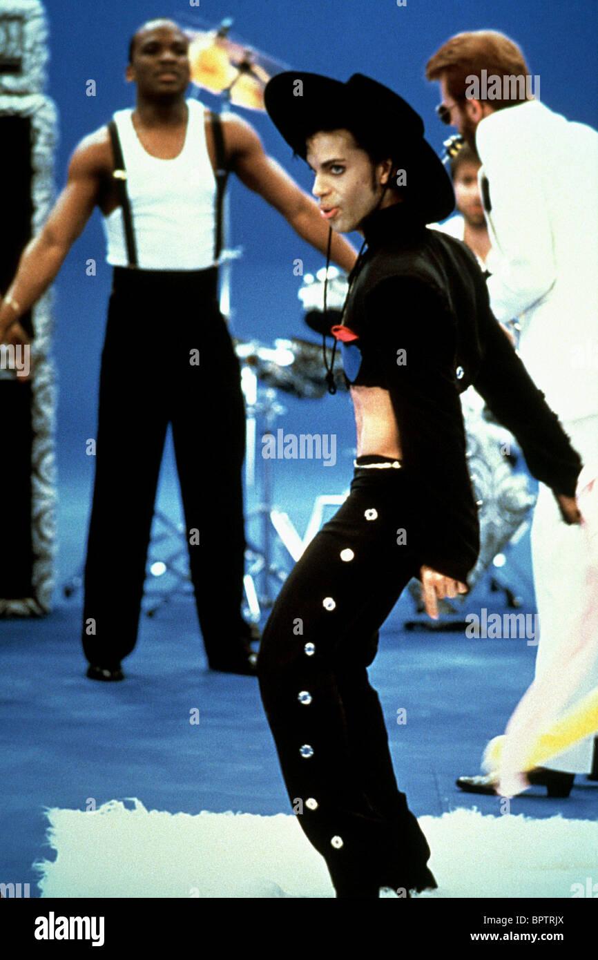 PRINCE POP STAR (1986) - Stock Image