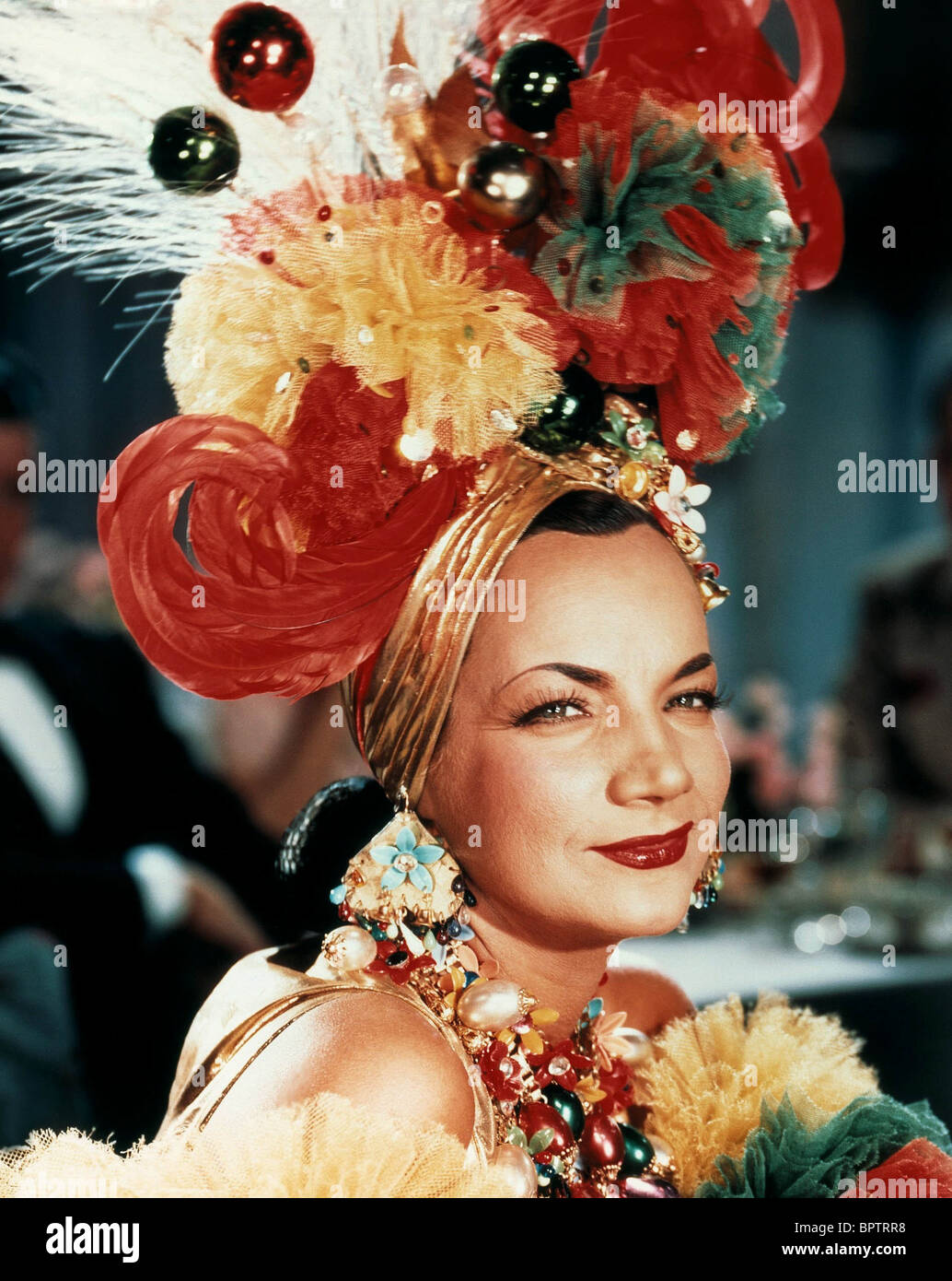 4b465c505ba Carmen Miranda Hat Stock Photos   Carmen Miranda Hat Stock Images ...
