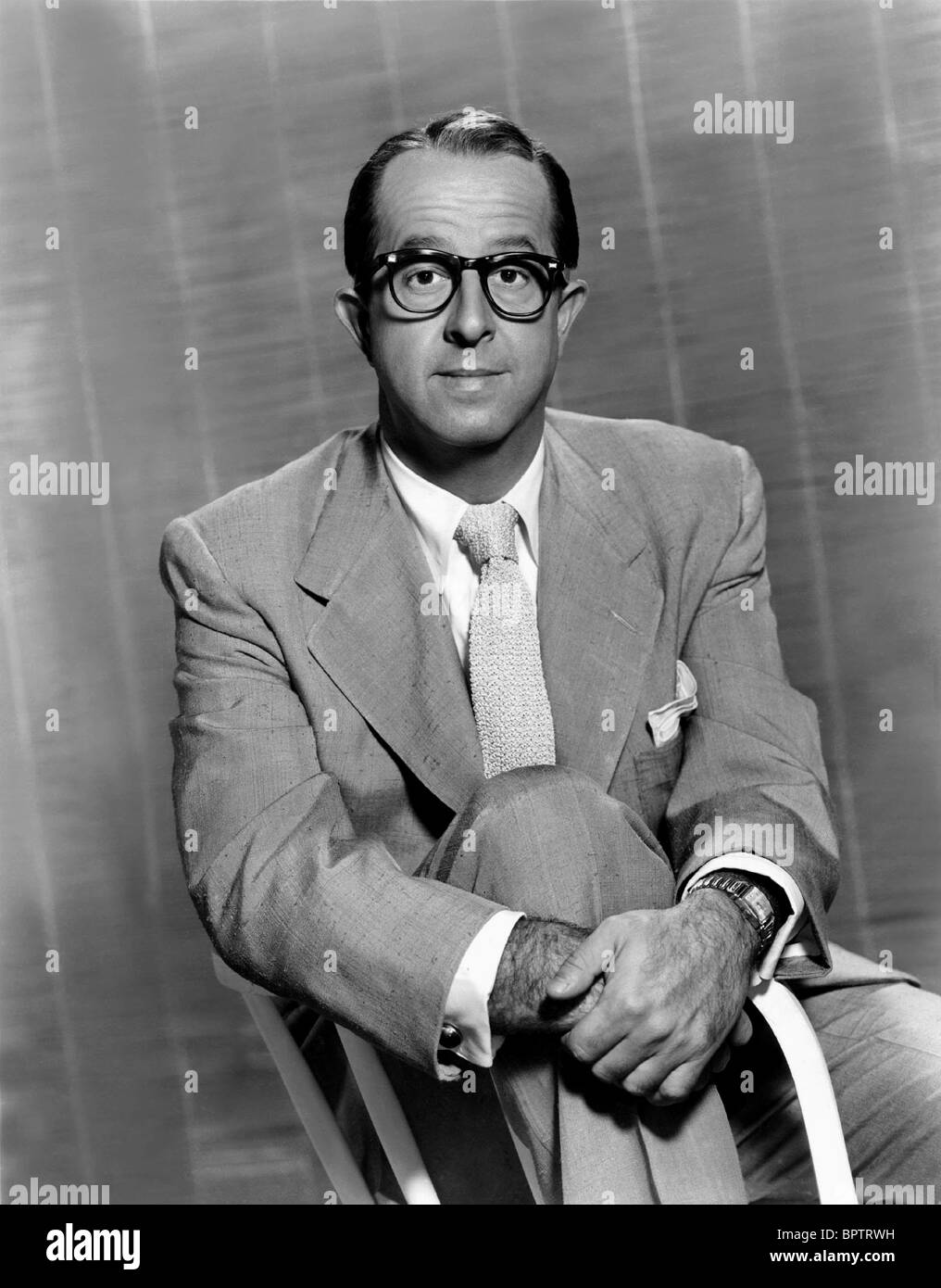 PHIL SILVERS ACTOR (1944) - Stock Image