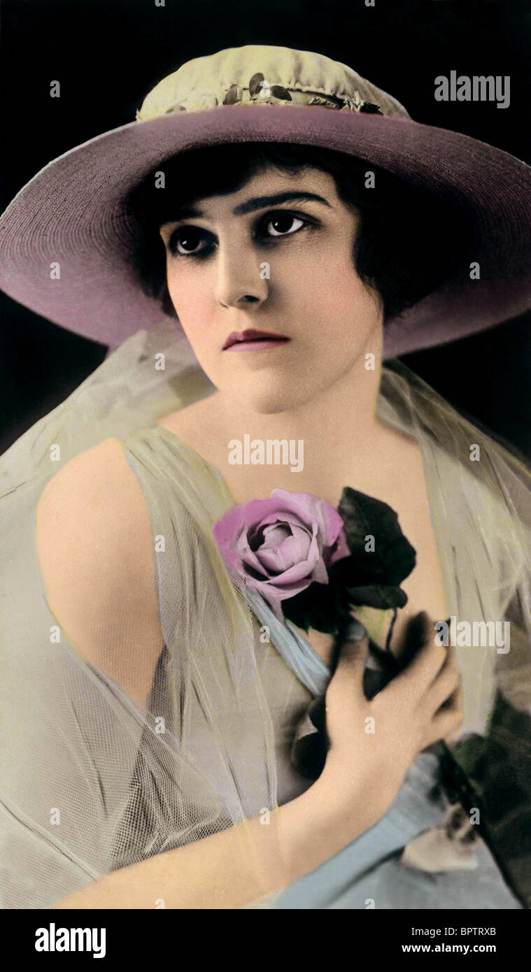 MADGE KENNEDY ACTRESS (1926) - Stock Image