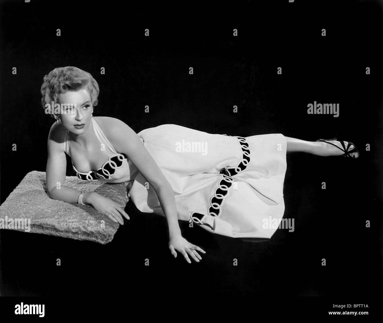 DEBORAH KERR ACTRESS (1953) - Stock Image