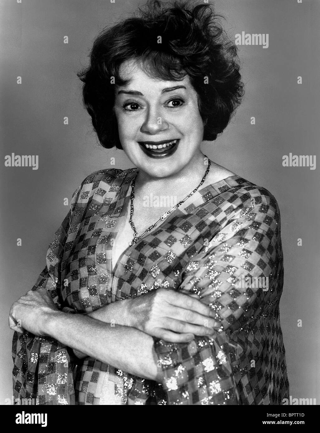 ELSA LANCHESTER ACTRESS (1979) - Stock Image