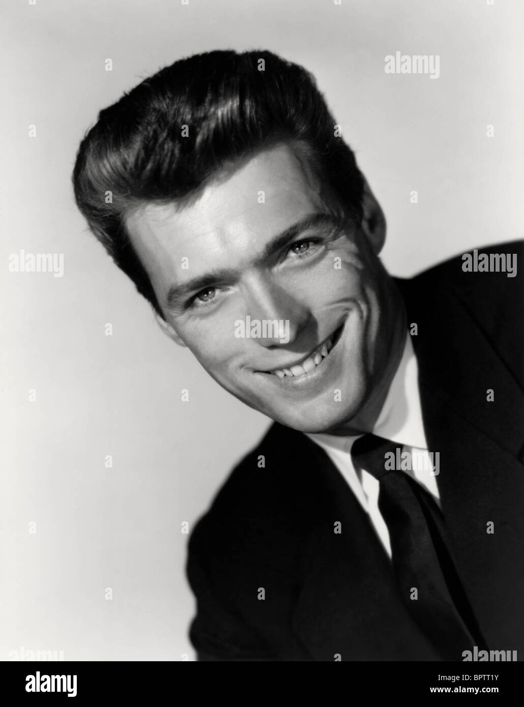 CLINT EASTWOOD ACTOR (1960) - Stock Image