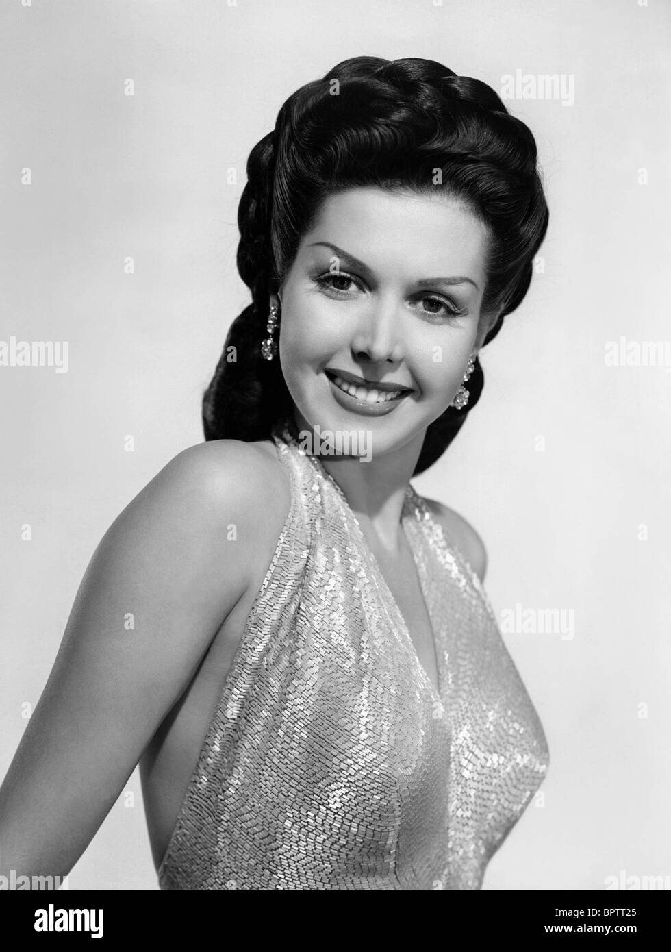 ANN MILLER ACTRESS (1949) - Stock Image