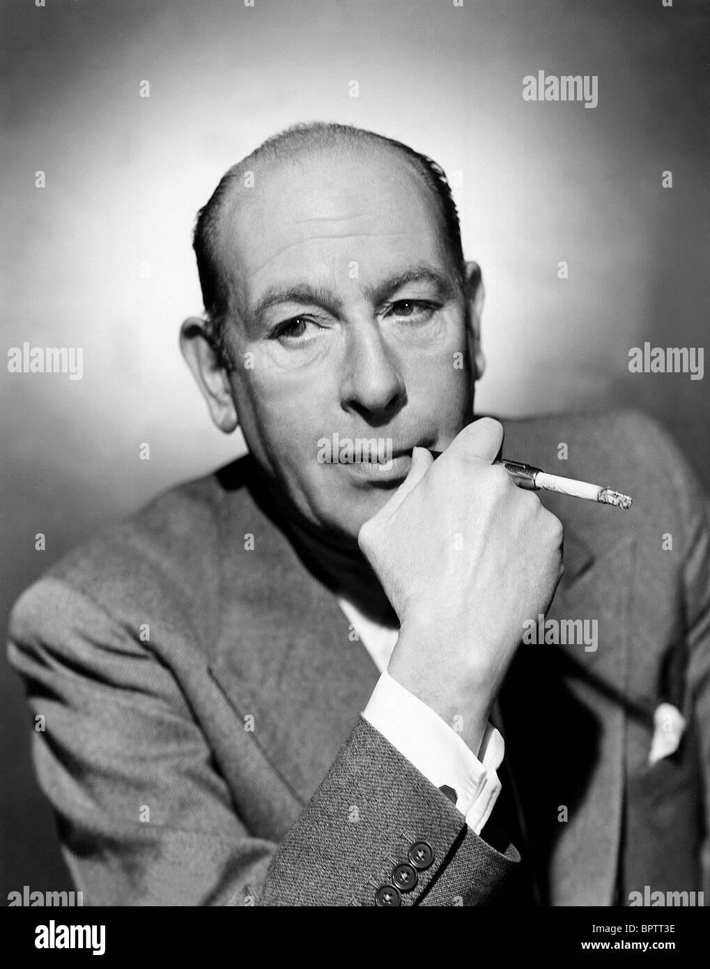 SIR CEDRIC HARDWICKE ACTOR (1948) - Stock Image
