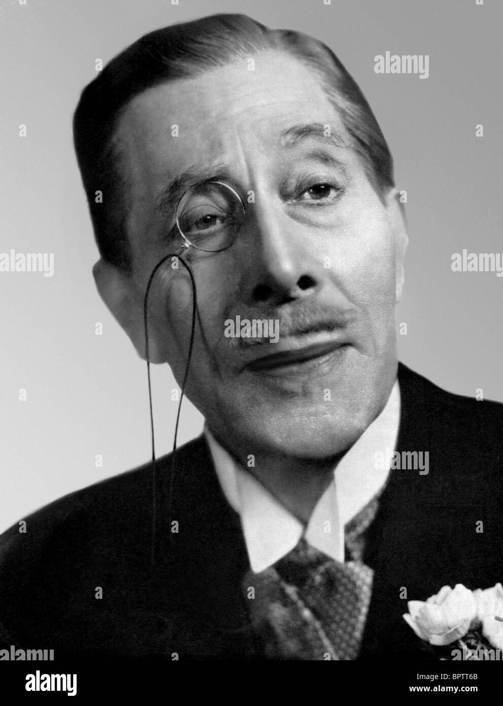 GEORGE ARLISS ACTOR (1935 Stoc...