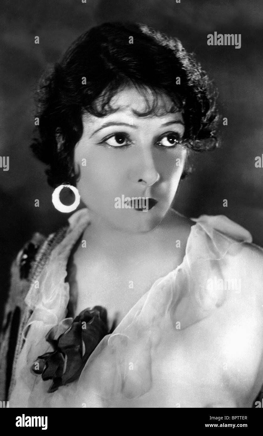 NORMA TALMADGE ACTRESS (1926) - Stock Image
