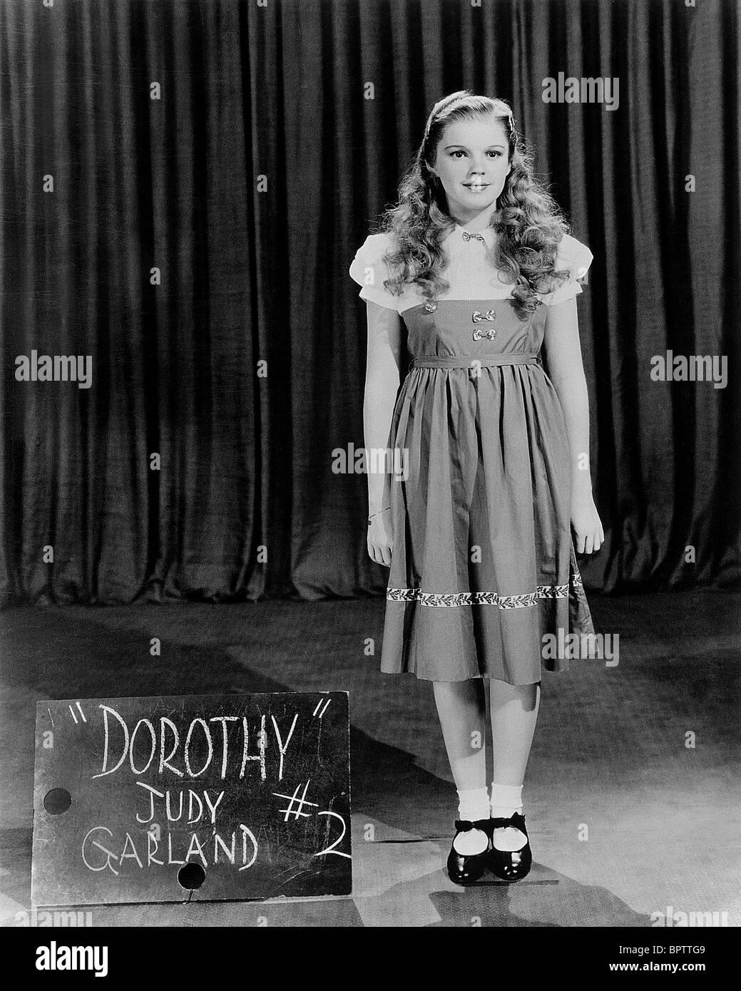 JUDY GARLAND ACTRESS (1939 Stock Photo: 31278921 - Alamy