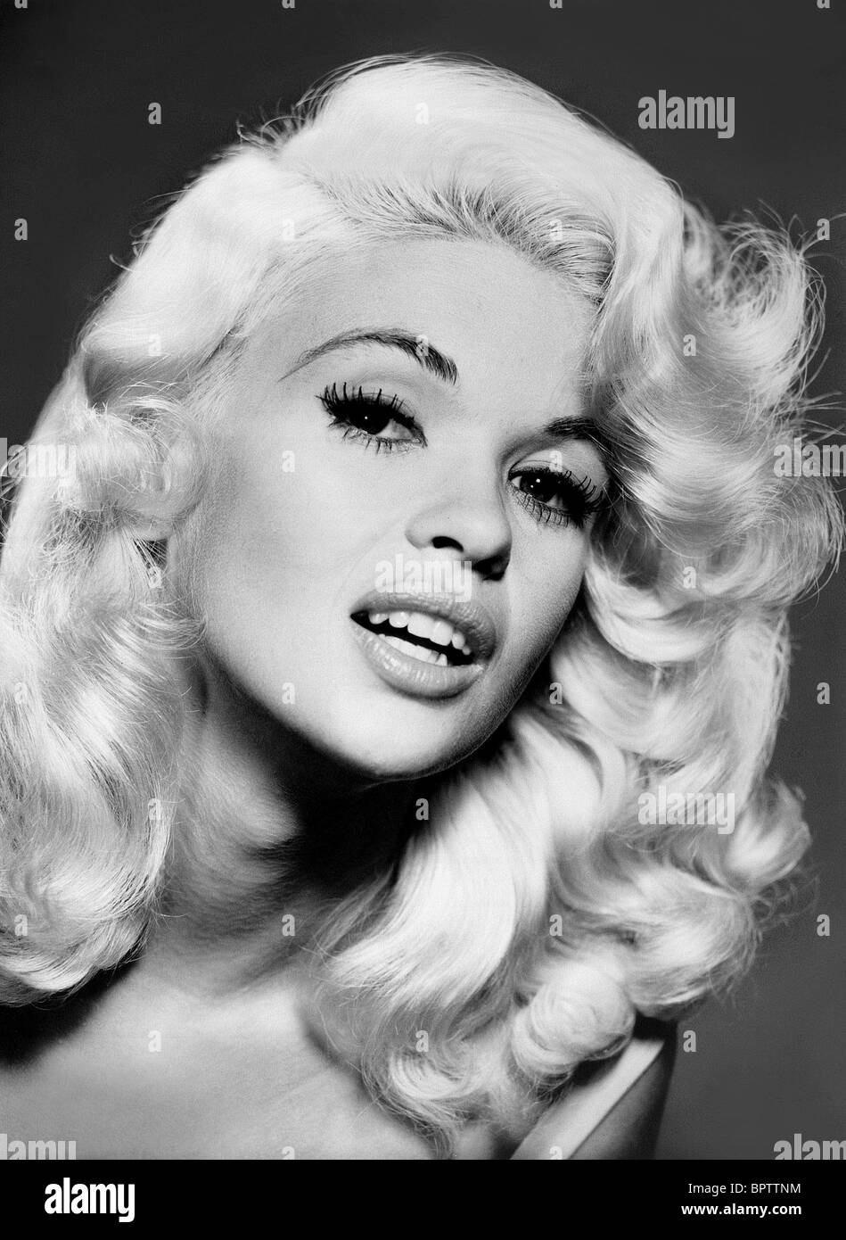 JAYNE MANSFIELD ACTRESS (1956) - Stock Image