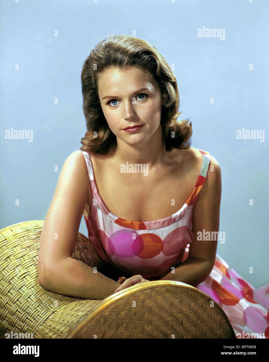 LEE REMICK ACTRESS (1958) - Stock Image