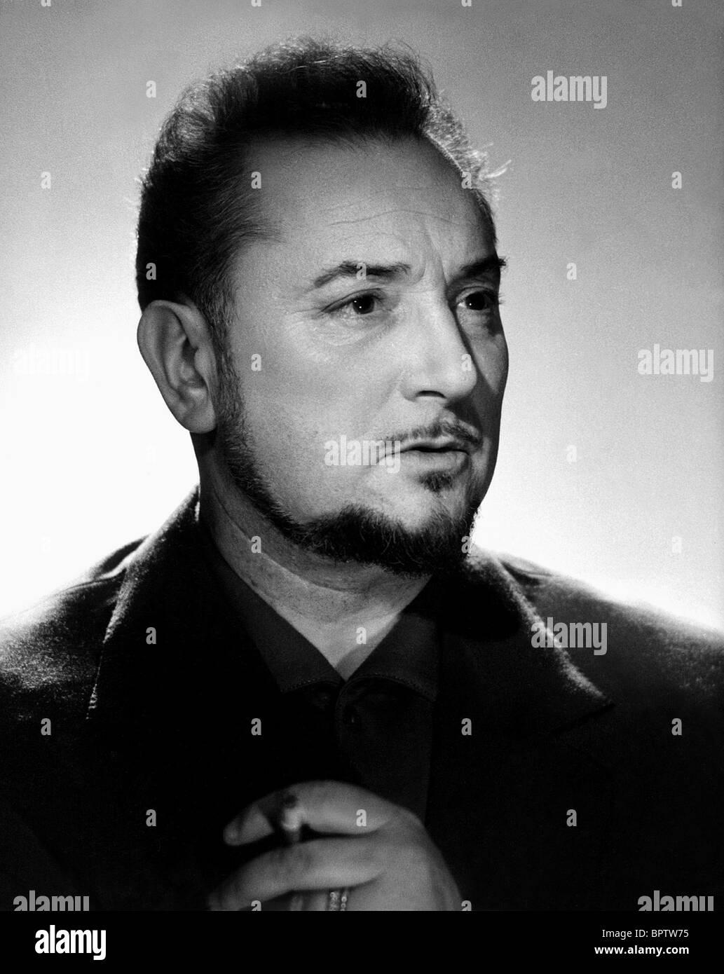 PIERRE BRASSEUR ACTOR (1955) - Stock Image