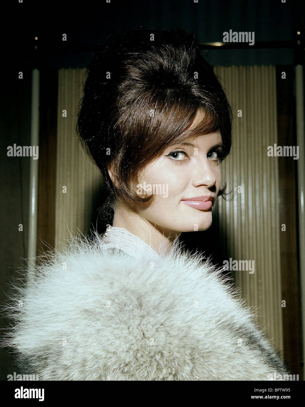MARISA MELL ACTRESS (1960) - Stock Image