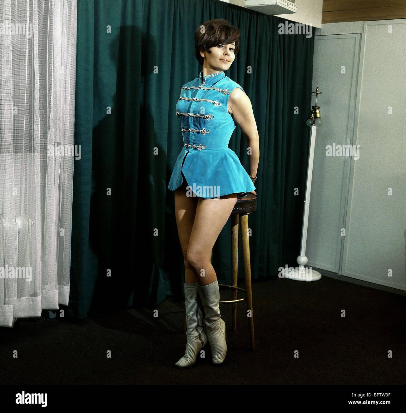 CORNY COLLINS ACTRESS (1960) - Stock Image