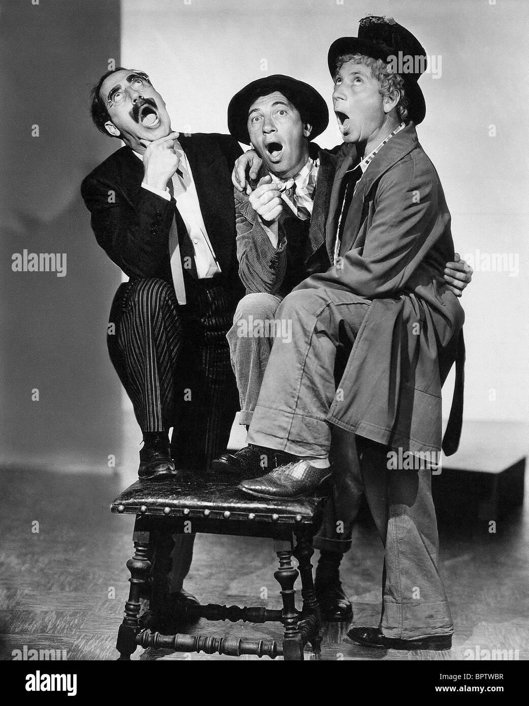 Groucho Marx Chico Marx Amp Harpo Marx The Marx Brothers