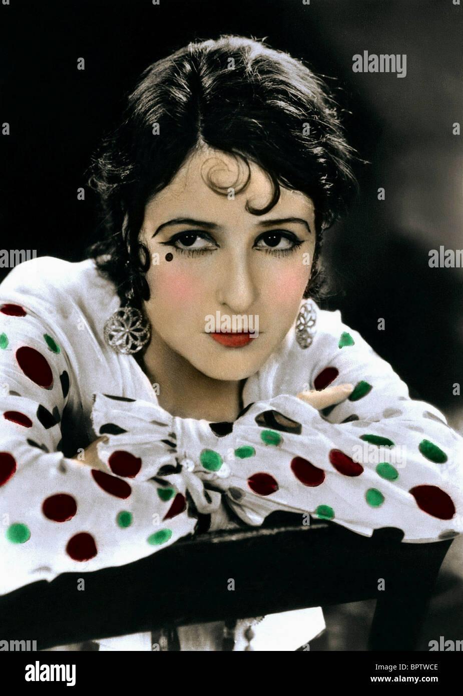 NORMA TALMADGE ACTRESS (1922) - Stock Image