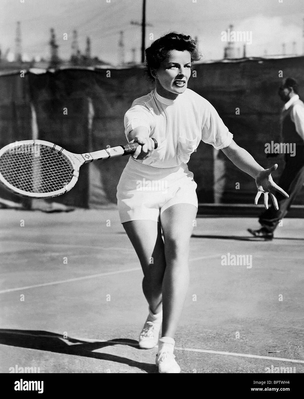 KATHARINE HEPBURN ACTRESS (1952) - Stock Image