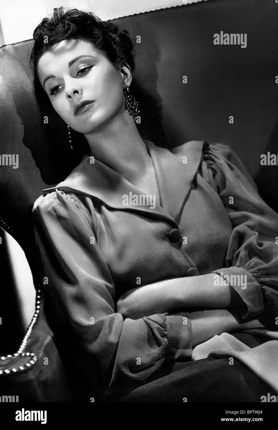 VIVIEN LEIGH ACTRESS (1940) - Stock Image
