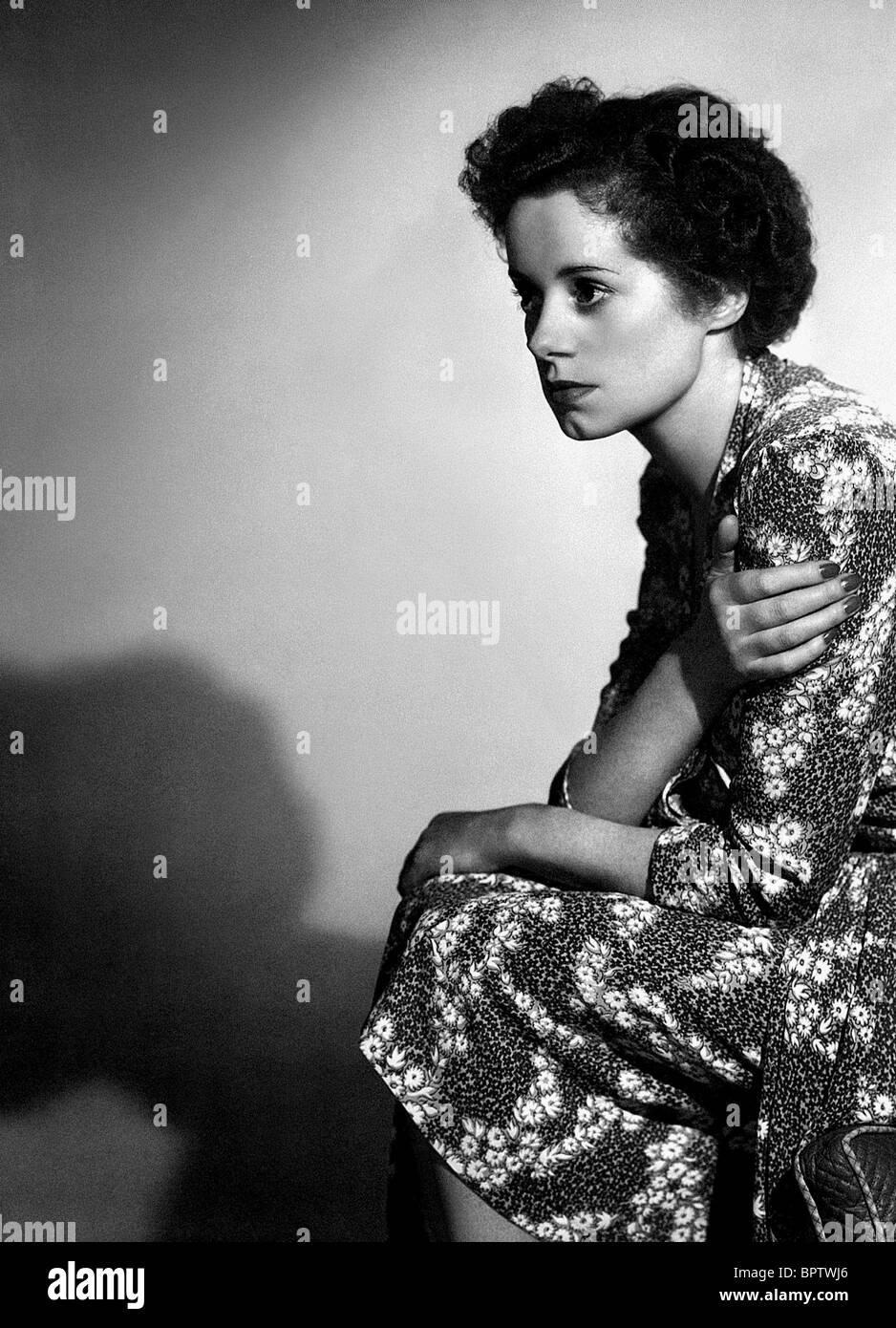 ELSA LANCHESTER ACTRESS (1934) - Stock Image