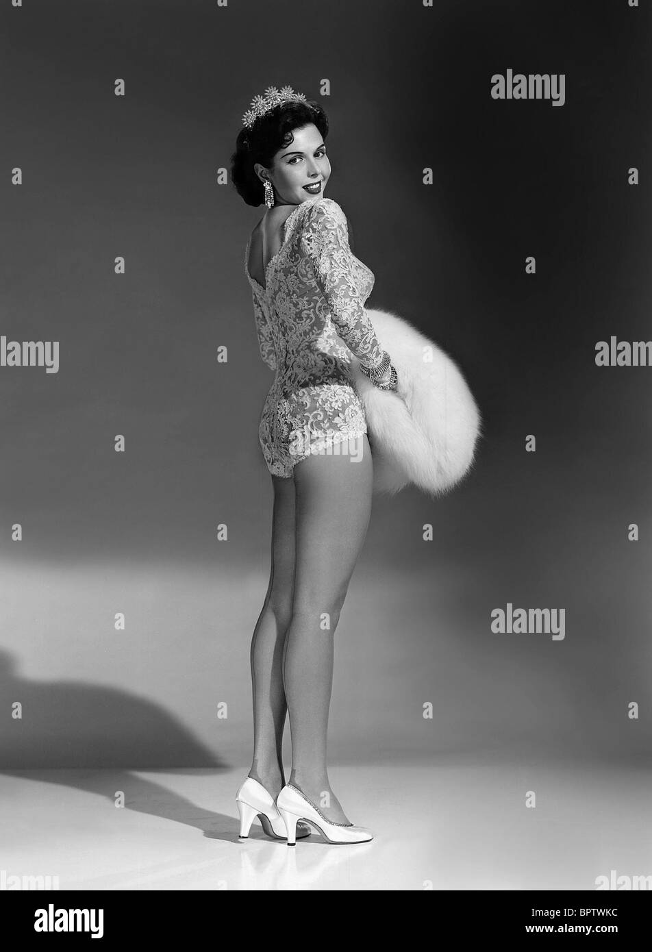 ANN MILLER ACTRESS (1959) - Stock Image