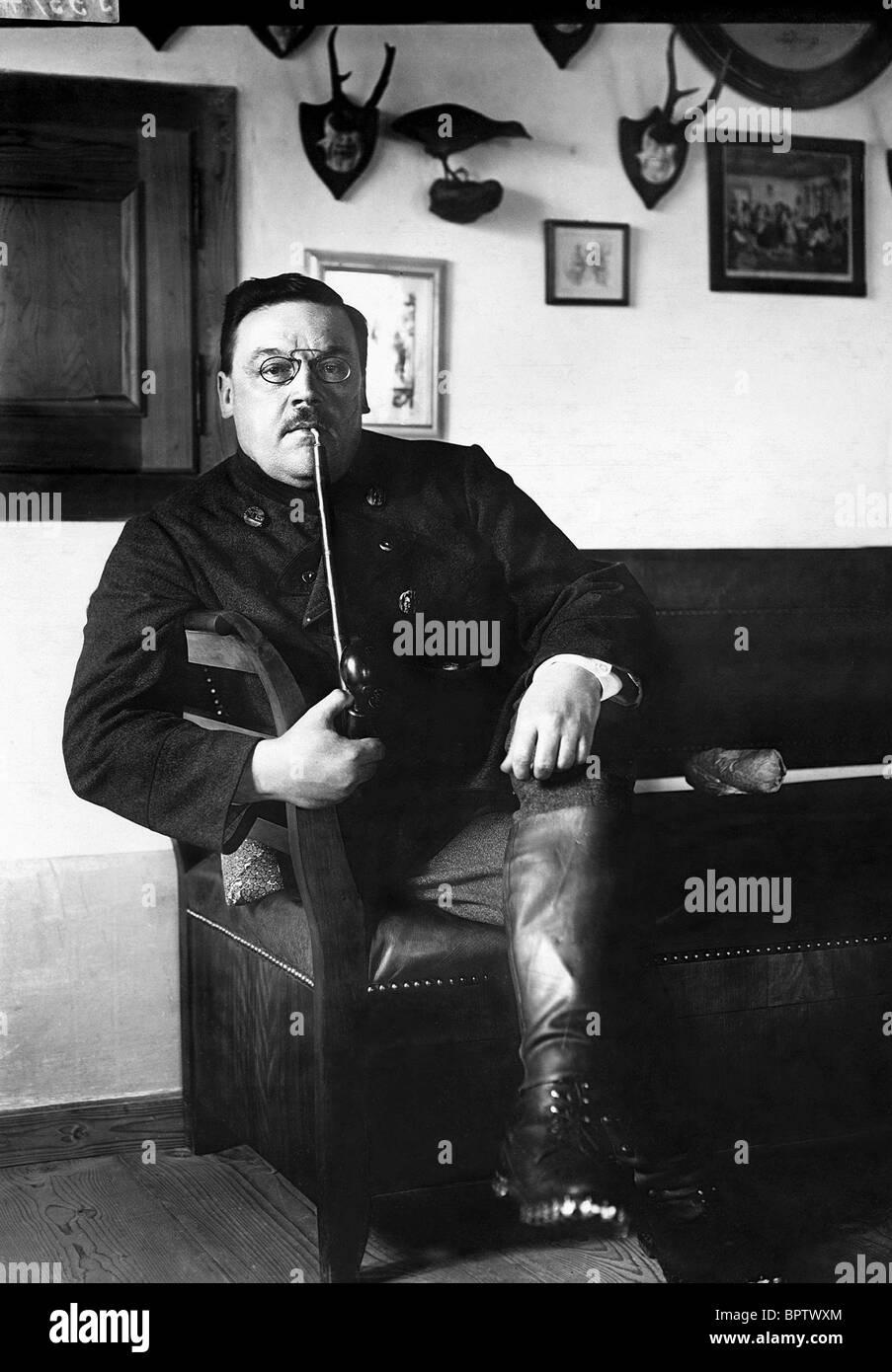 LUDWIG THOMA WRITER (1912) - Stock Image