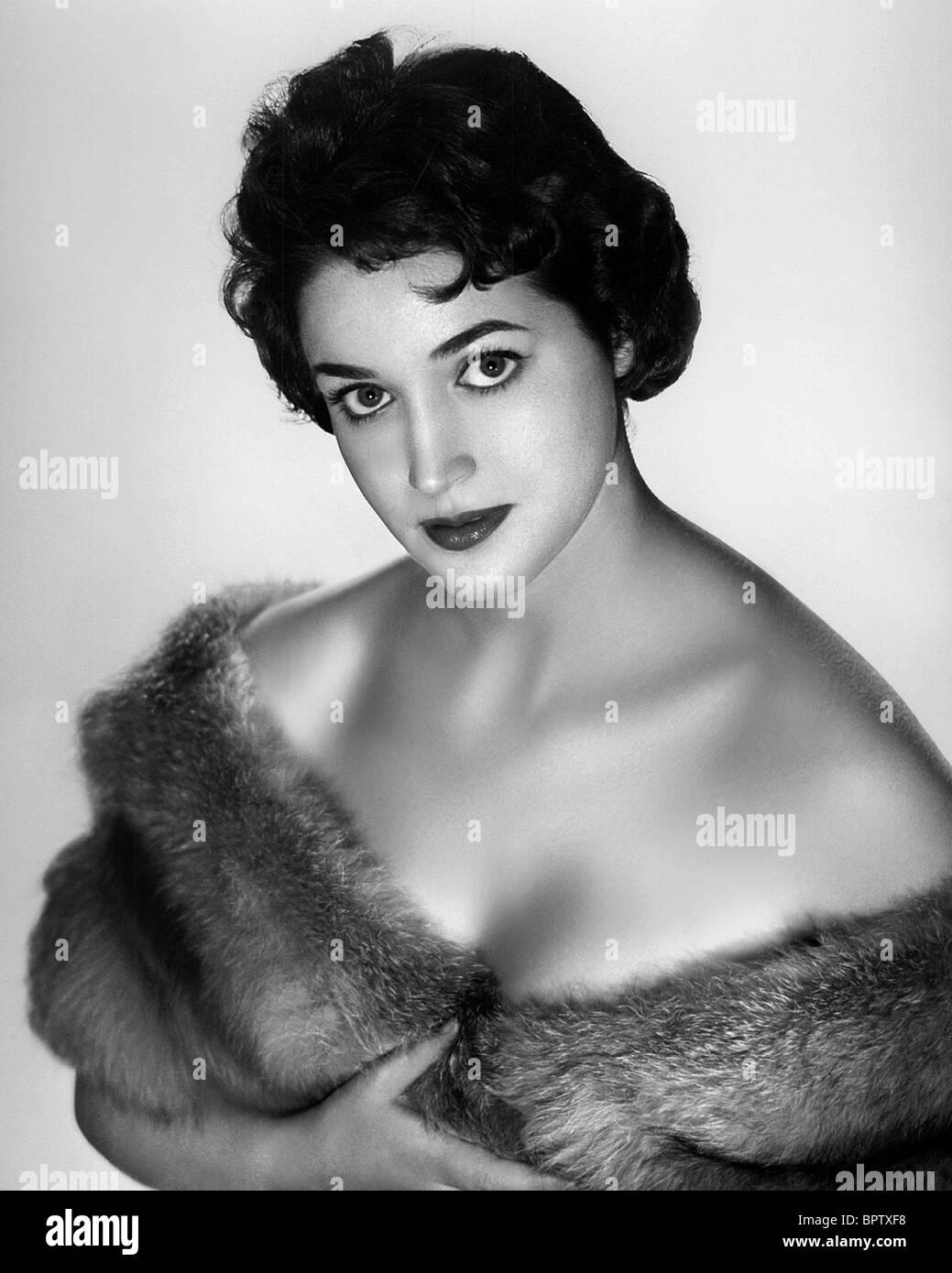 FRANCOISE FABIAN ACTRESS (1957) - Stock Image