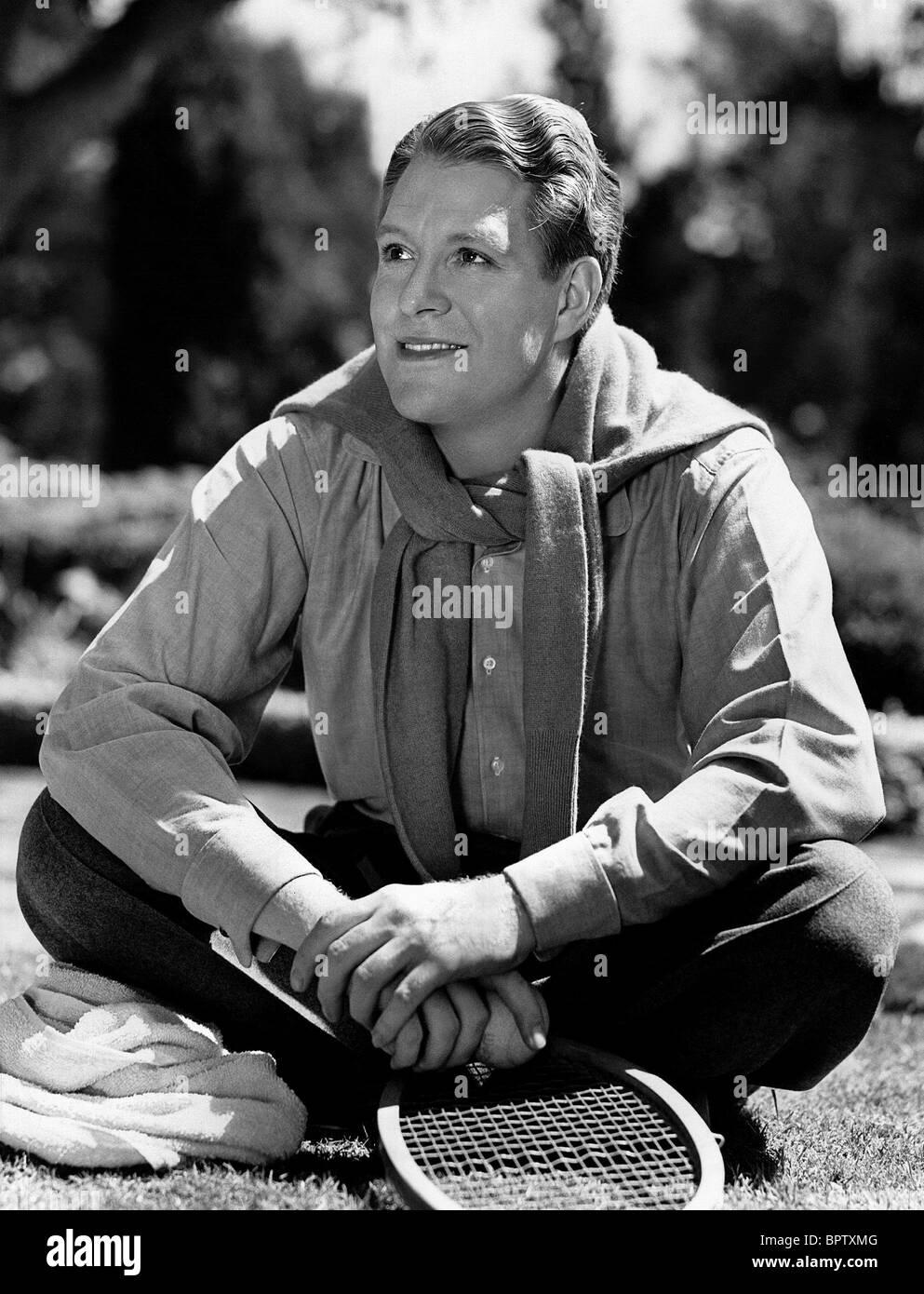 NELSON EDDY ACTOR (1938) - Stock Image