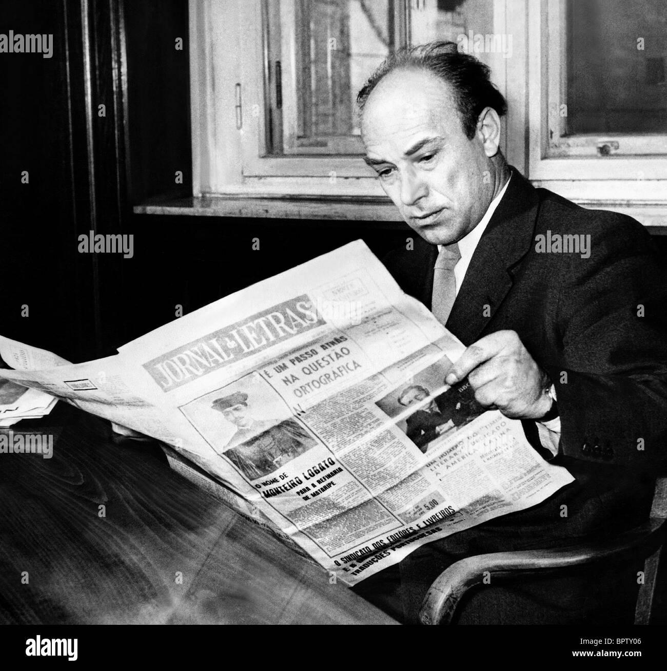 EDVARD CLAUDIUS WRITER (1957) - Stock Image