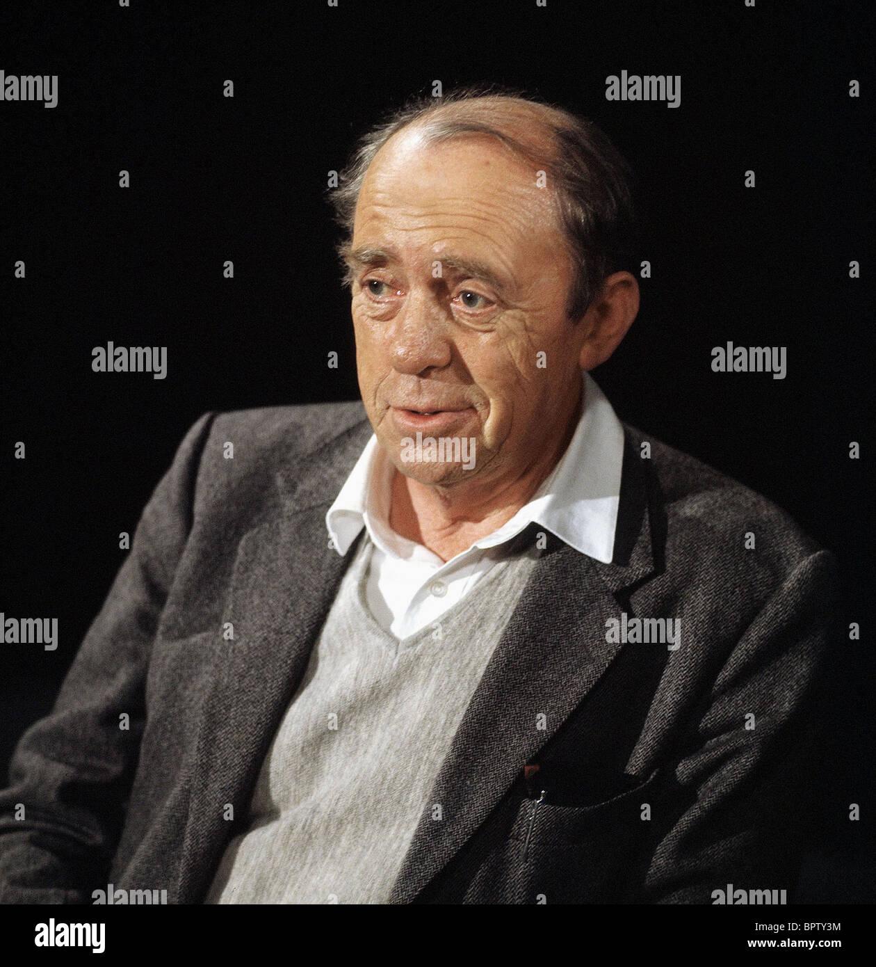 HEINRICH BOLL WRITER (1985) - Stock Image